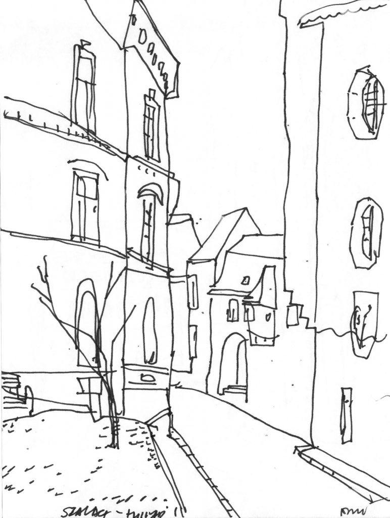 Szalag Street