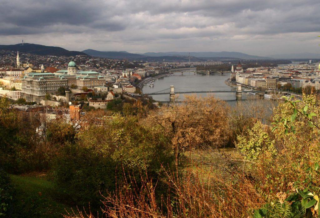Postcard of Budapest