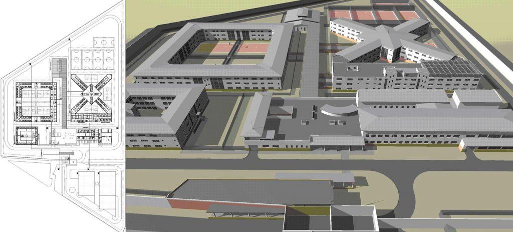 Prison in Tiszalök