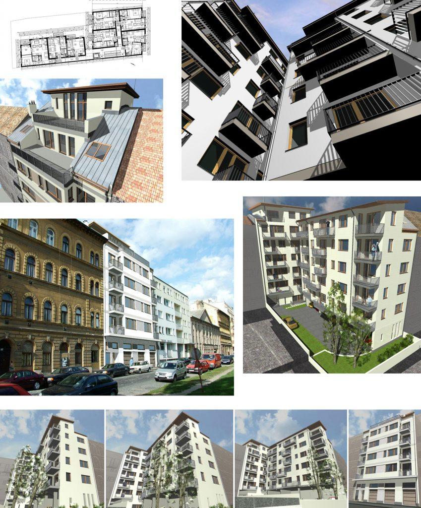 Apartment Building - Budapest