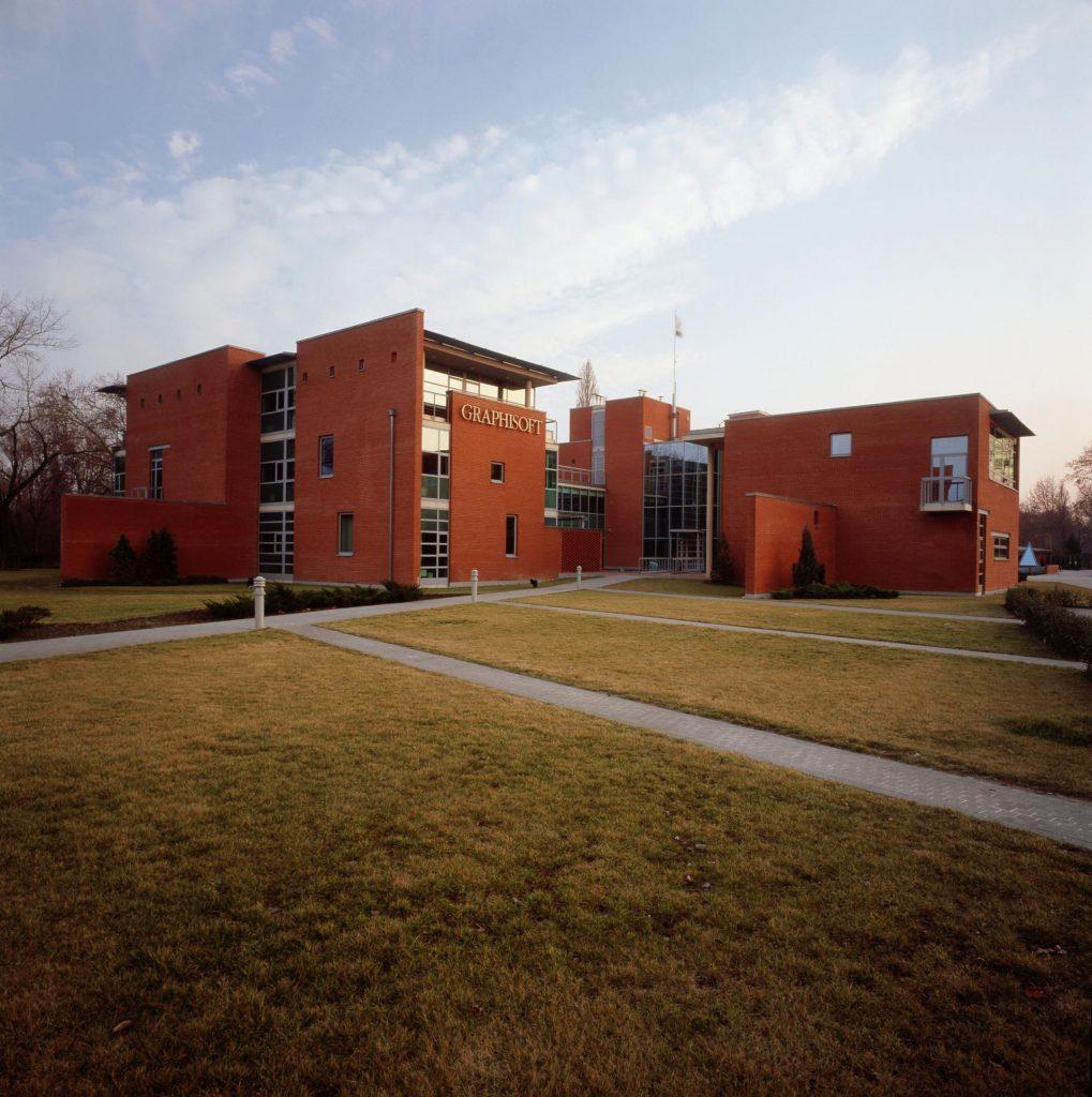Graphisoft Headquarters in Buda - with Építész Stúdió