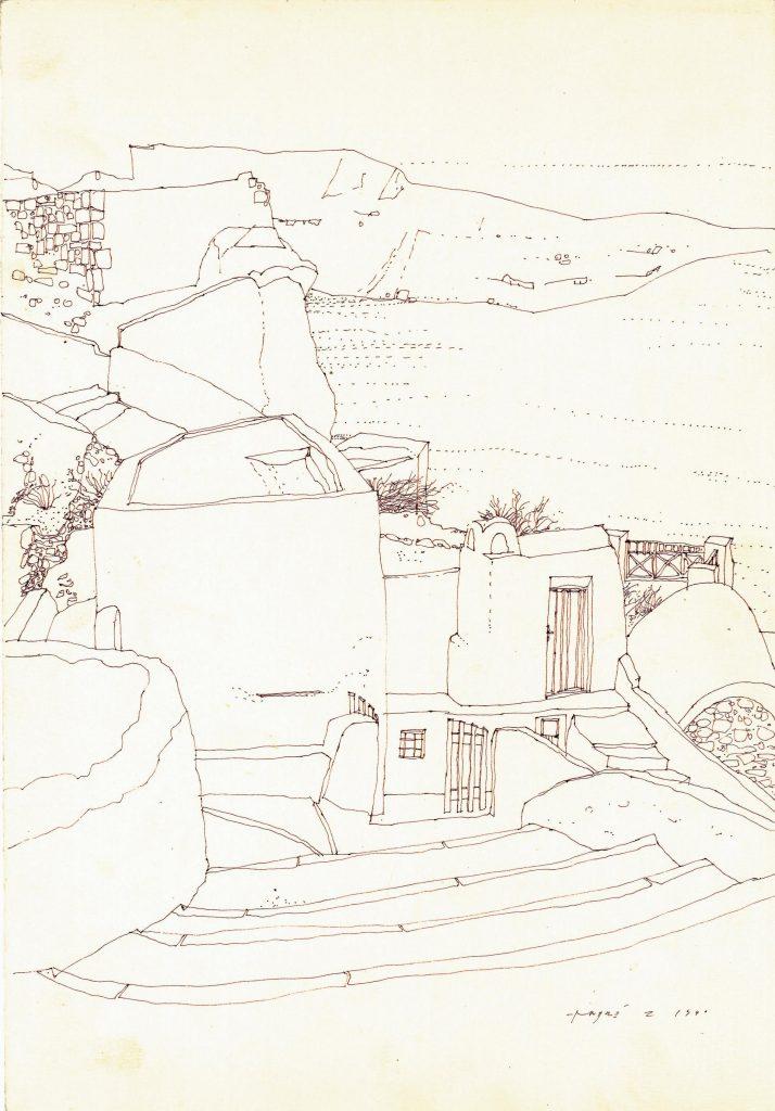 Santorini travelog 2