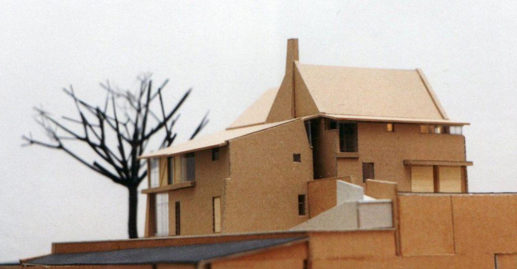 Villa in Buda - Designed by Építész Stúdió