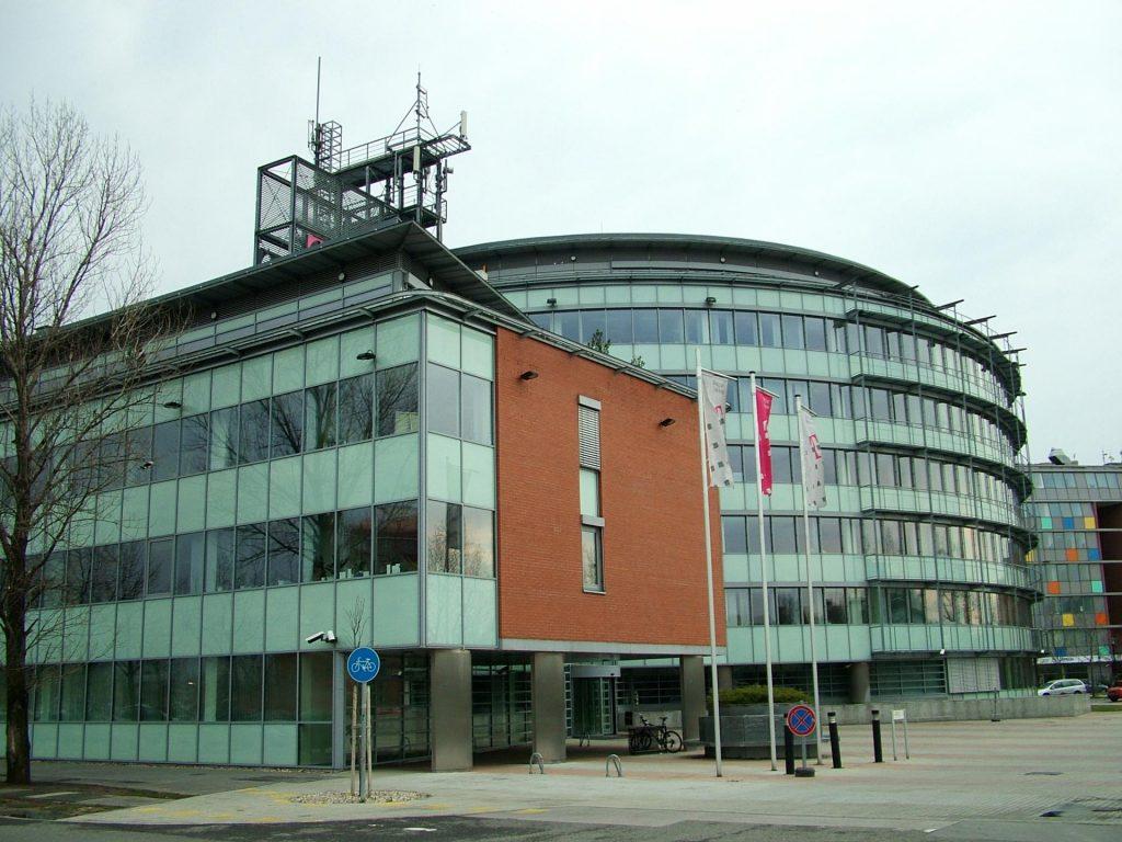 Telecom Headquarters in Buda - with Kertész Építész Stúdió