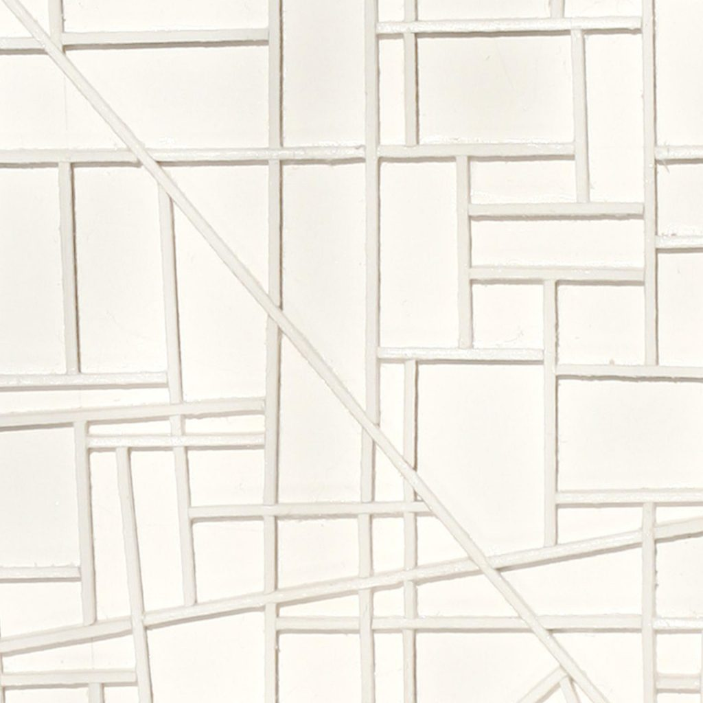 Ideal city in white - detail 03